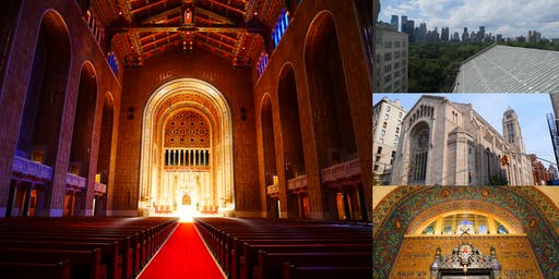 Behind-the-Scenes @ Temple Emanu-El, One of the World's Largest Synagogues