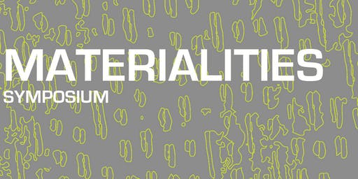 Materialities - EMUTE Lab / Music Symposium