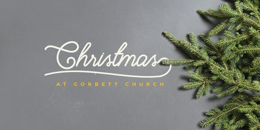 Christmas at Corbett
