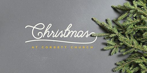 Christmas at Corbett