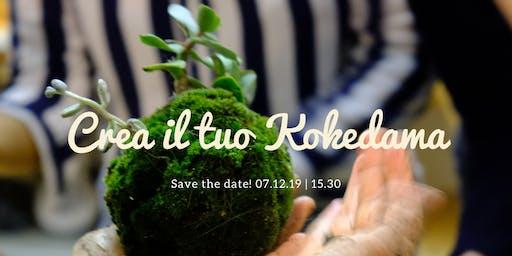 2° Salotto di Kokedama - Crea il tuo kokedama!