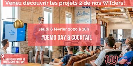 DEMO DAY & Cocktail de clôture billets