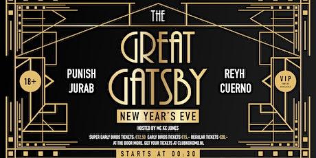 Club Kokomo Presents NYE: The Great Gatsby tickets