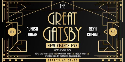 Club Kokomo Presents NYE: The Great Gatsby