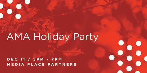 AMA Holiday Party