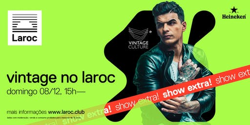 08/12 | Vintage no Laroc (Domingo)