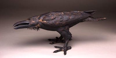 Animal Sculpture (The Bird) with Jeremy James