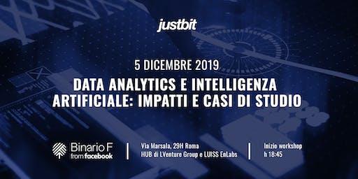 Data Analytics e Intelligenza Artificiale: impatti e casi di studio