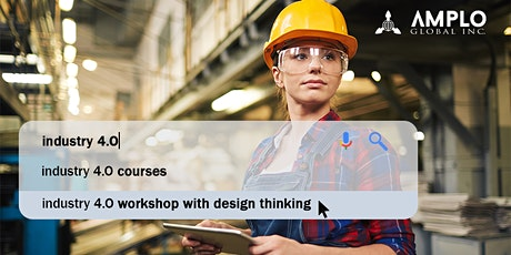 Be Industry 4.0 Ready with Design Thinking tickets