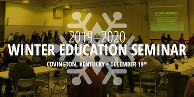 Winter Education Seminar in Covington, Kentucky