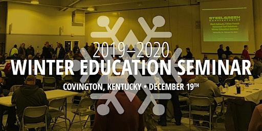 Winter Education Seminar in Covington, Kentucky