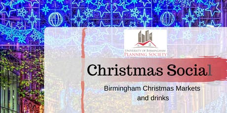 Christmas Social tickets