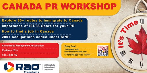 Canada PR Work Shop