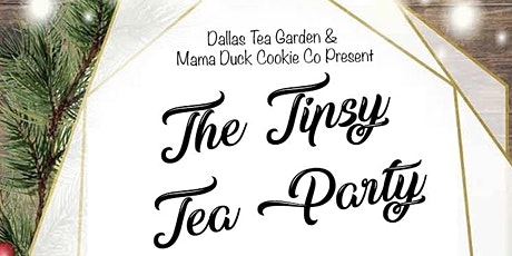 The Tipsy Tea Party & Holiday Cookie Decorating Workshop tickets