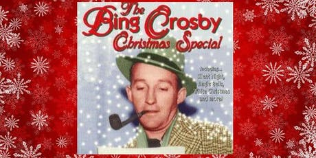A Bing Crosby Christmas tickets