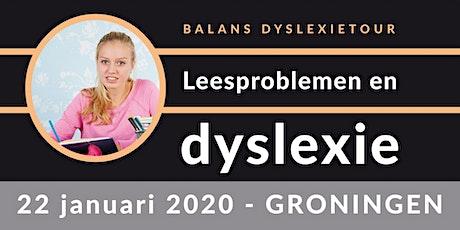 Balans Dyslexietour - Groningen tickets
