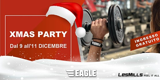 XMAS Party - Eagle fitness