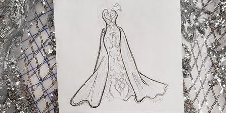 Prom Dress Fashion Design  Workshop tickets