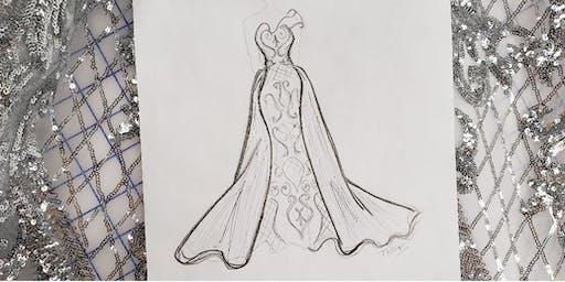 Prom Dress Fashion Design  Workshop