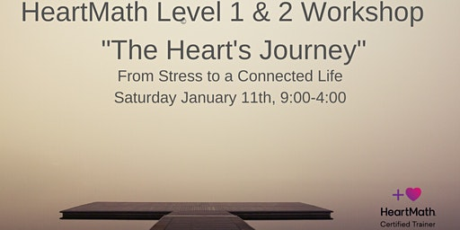 "HeartMath Level 1 & 2 Workshop ""The Heart Journey"""