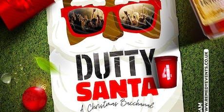 Dutty Santa 4 (A Christmas Bacchanal) tickets