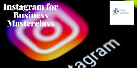Instagram for Business Masterclass tickets