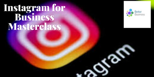 Instagram for Business Masterclass