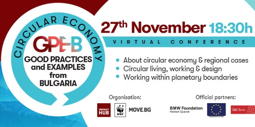 Circular economy: Good practices and examples from Bulgaria