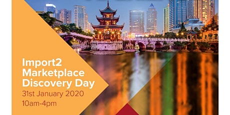 Learn How To Import From China & Sell Online In 2020 - Discovery Day Experience  tickets