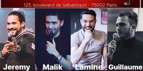 Le Red Comedy Saison 2 Episode 11 billets