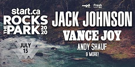 Jack Johnson, Vance Joy, Andy Shauf tickets