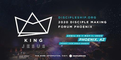 2020 Disciple Making Forum Phoenix