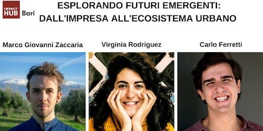 Esplorando futuri emergenti: dall'impresa all'ecosistema urbano