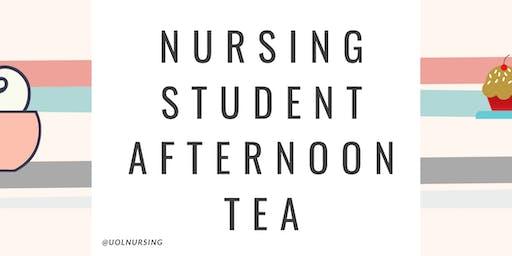 Year 1: Afternoon Tea