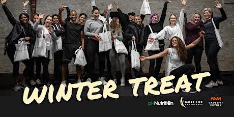 Winter Treat tickets