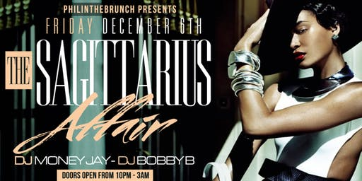 The Sagittarius Bash: Special Event at Mister East