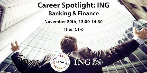 Career Spotlight: ING