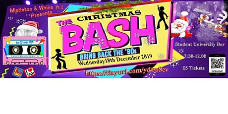 St Georges - Mistletoe & Whine Christmas Party Pt  tickets