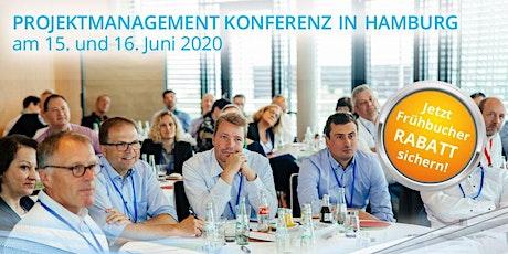 3. Projektmanagement-Fachkonferenz in Hamburg am 15. und 16. Juni 2020 Tickets