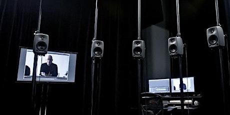 Masterclass: 3D Audio Tickets