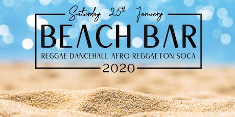 BEACH BAR 2020! tickets
