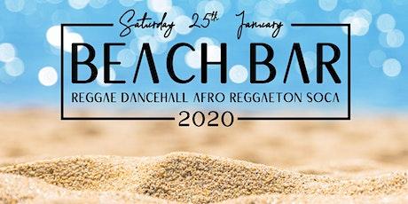 BEACH BAR 2020! tickets