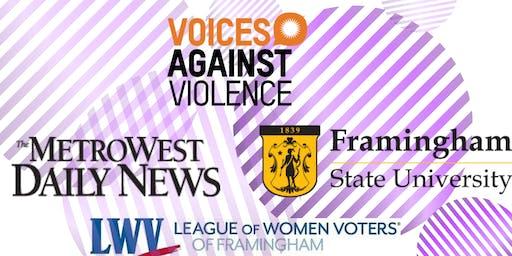 Community Conversation Around Domestic Violence Homicide