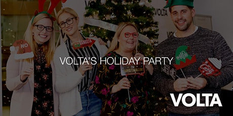 Volta's Holiday Party tickets
