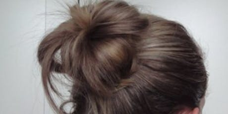 Child Hair Styles - West Bridgford Library - Family Learning tickets