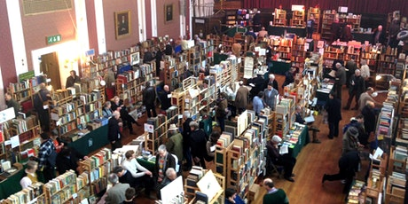 Cambridge PBFA  Annual Antiquarian, Collectable and Second Hand Bookfair tickets