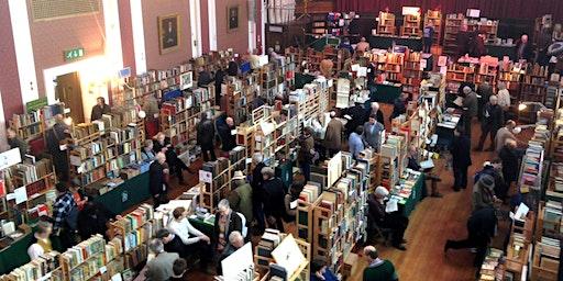 Cambridge PBFA  Annual Antiquarian, Collectable and Second Hand Bookfair