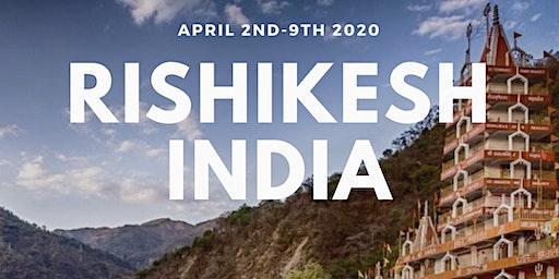 Rishikesh Yoga Retreat 2020