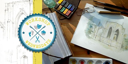 Watercolour Workshop with Peter David Scott: Through A Glass Darkly