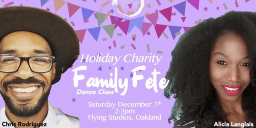 Holiday Charity Family Fete